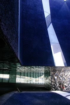 The Forum Building - Barcelona, Herzog de Meuron