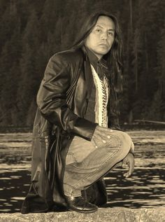 Gerald Auger - Woodland Cree