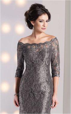 Elegant Mother Of The Bride Dresses Trends Inspiration & Ideas (116)