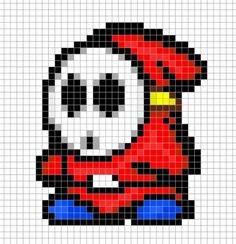 28 Best Mario Pixel Art Images Fuse Beads Perler Beads
