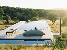 Villa Extramuros, Alentejo, Portugal There are numerous issues that may finally full a person's backyard, Moderne Pools, Patio Plans, Location Villa, Design Jardin, My Pool, Dream Pools, Garden Pool, Cool Pools, Pool Designs