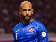 tim howard | tim howard writes latest chapter in career of special moments