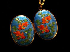 Hey, I found this really awesome Etsy listing at https://www.etsy.com/listing/226456479/rare-asian-locket-koi-fish-locket