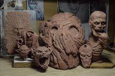 Картинки по запросу monster clay