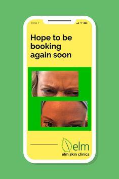 #backsoon #sheffield Hope to be booking aesthetics treatments soon