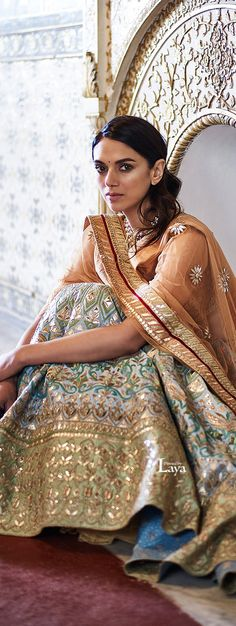 ♔ANITA DONGRE♔ 2016 | those rich colors and design....gorgeous | Best of India's Fashion