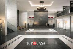 Atlas Concorde Marvel Calcutta and Pietra grey Italian tiles Italian Marble Flooring, Italian Tiles, Marble Look Tile, Marble Effect, Floor Design, Tile Design, Concorde, Lobby Interior, Interior Design