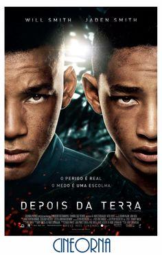 """Hoje nos Cinemas! """"Depois da Terra"""" - 07/06/2013"""