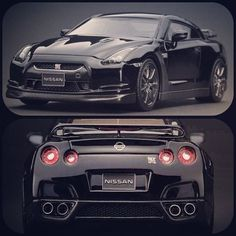 56b15acd84ad Cool Nissan 2017: Wishlist for 2013: Nissan GTR... cars Check more