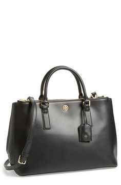 Love this amazing Tory Burch 'Robinson' Double Zip Tote available at #Nordstrom