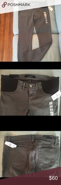 Never Worn Mama J Super Skinny Jeans Side elastics & soft stretchy material make these Mama J super skinny jeans a perfect fit for a trendy mom to be. 👍 BONUS, these jeans have never been worn, they are brand new with tags attached. 💰Original price was $169.99, today's price is $60.00. Style# 34010222 J Brand Jeans Skinny