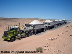 Martin Phippard - Australian Truck Terminology