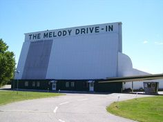 Melody National Road Drive In Movie Theater Springfield Ohio Staycation Buckeyes