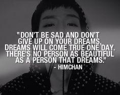 Bap Kim Himchan quotes Kpop