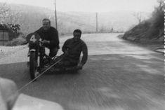 PHOTOS de COURSES 1950 / 1960 – Le Blog de François Fernandez Manx, Bugatti, Peugeot, Rouen, Bmw, Courses, Motorcycle, Vintage, Motorbikes