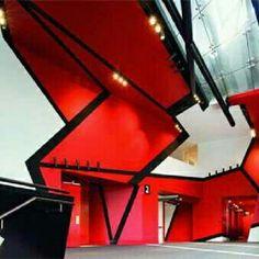 Melbourne Theater Company, em Melbourbe, na Austrália. Projeto do escritório Ashton Raggat McDougal - ARM. #architecture #arts #arquitetura #arte #decor #design #decoração #projetocompartilhar #shareproject
