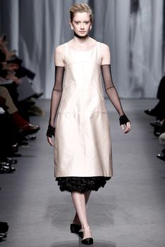 Chanel Spring 2011 Couture Fashion Show - Sofia Fisher (MARILYN)