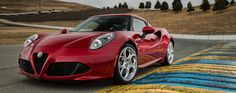 Now that Alfa Romeo has finally returned to the United States, the payoff is the 4C, a beautiful little Italian sports car that's unlike anything on the market.