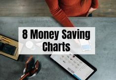 These 8 money saving charts will help you save money! Getting your finances in order will definitely be helped by saving a few of these money saving charts! 100 Life Hacks, Useful Life Hacks, Diy Candles, Homemade Candles, Organization Hacks, Bedroom Organization, Savings Chart, Air Cleaning Plants, Decoration Plante