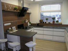 Kuchyňské linky - moderní | AZ-NÁBYTEK