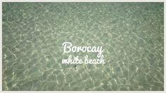 white beach, borocay