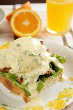 Oua Benedict | Pasiune pentru bucatarie