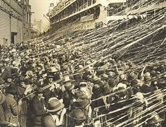 "Watching the departure of the Australian Olympic Team on the S.S. ""Ormonde"", 1924"