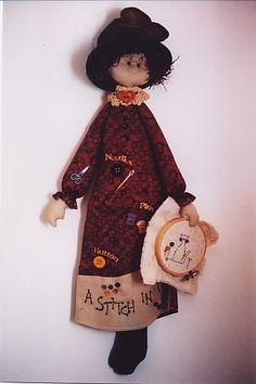 Las chorradikas de Laury: Patrones muñeca Adelaida
