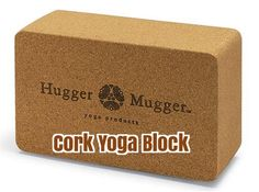 The #HuggerMuggerCorkYogaBlock will help you comfortably achieve difficult yoga poses.  Click the link to the right for details: http://www.bestwomensworkoutreviews.com/does-the-hugger-mugger-cork-yoga-block-provide-good-support