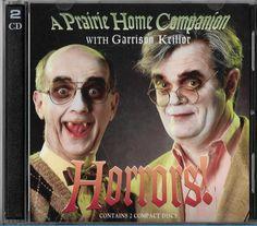 Horrors! Garrison Keillor A Prairie Home Campanion - 2-CD Set 1996 CD