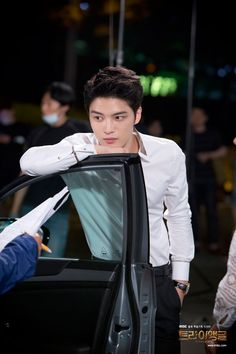 JYJ CAFFEINE: Dapper Jaejoong as YoungDal in Triangle