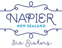 """Check out new work on my @Behance portfolio: """"6 Sisters Napier NZ"""" http://be.net/gallery/34669633/6-Sisters-Napier-NZ"""