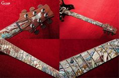 Paul Reed Smith Private Stock Santana Painted Dragon 7of15 #3064