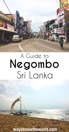 Negombo is a small but sweet coastal city in Sri Lanka and is a perfect stop off point on your first or last day of your Sri Lankan travels. Click here to read all about what to do, where to go and what to eat on a day spent in Negombo, Sri Lanka.