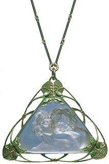 René Lalique, pendant