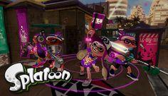 Splatoon: rilasciate nuove informazioni, immagini e artwork