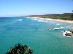 Main Beach at Straddie (North Stradbroke Island, Qld) - probably our favourite place in the world and only a 40 minute car ferry trip away.