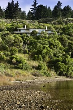 Apple Bay House by Parsonson Architects - I Like Architecture