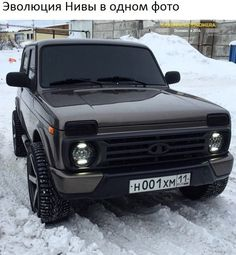 niva - Cars and motor Pajero Sport, Offroader, Funny Car Memes, Expedition Vehicle, Jeep 4x4, Car Tuning, Top Cars, 4x4 Trucks, Motor Car