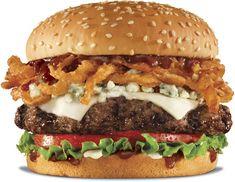 Carls Jr. Steakhouse Burger...Mmmmmm!!! Please bring it back;-)