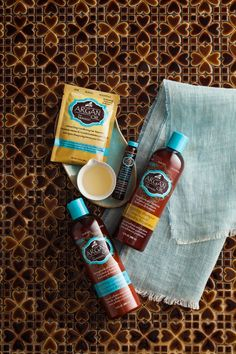 Hask Argan Oil and Keratin Hair Care Products Review - Real Into