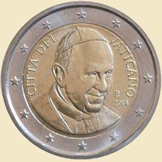 La Oficina vaticana para Filatelia y Numismática ha confirmado que el Papa Francisco ha ordenado retirar su efigie de las monedas de euro emitidas por el Vaticano. Las nuevas monedas para el año 2017 aparecen solo con la escudo de armas papal.