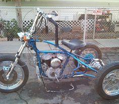 1964 Harley Flathead Trike