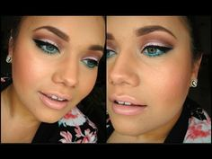 ▶ GRWM: Spring ❤ Too Faced Chocolate Bar Palette - YouTube