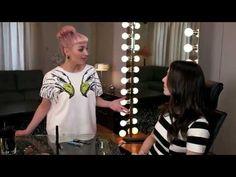 Vlog Semaine 5 - Look Tendance - Osez la couleur! Marie, T Shirts For Women, Tops, Fashion, Beauty Secrets, Color, Moda, Fashion Styles, Fashion Illustrations