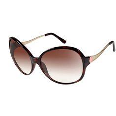 I love the Guess Oversized Sunglasses from LittleBlackBag