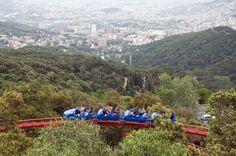 #Vekoma Rides Manufacturing B.V. - #tibidabo #spain #barcelona #rollercoaster