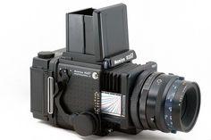 Mamiya RZ 67 PRO II KIT Sekor Z Macro 140mm F4 5W 120 Film Back From Tokyo | eBay