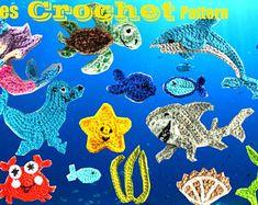 Crochet Pattern Instant PDF Download Deer Crochet Applique | Etsy Pacifier Clip Tutorial, Robin Ellis, Crochet Designs, Crochet Patterns, Thick Yarn, Cat Pattern, Cute Crochet, Deer, Applique