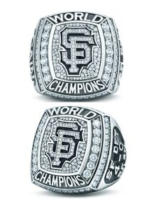 San Francisco Giants WS 2012 ring